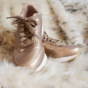 Airwalk Rose Gold Sneakers Women's Size 6